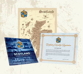 scotland gift pack